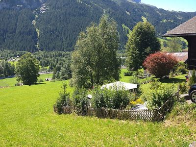 Photo for Apartment in the center of Grindelwald with Parking, Internet, Balcony, Garden (38435)