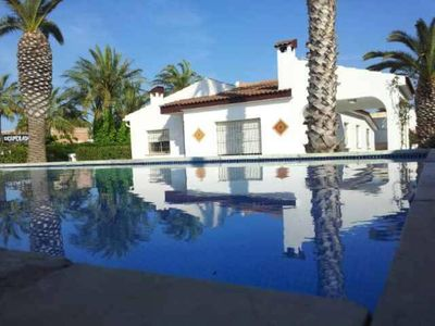 Photo for Vinaros House / Villa - Vinaroz Vinaros Garden and Swimming pool 500m