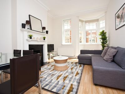 Photo for Exclusive Mayfair apartment in Westminster with WiFi.