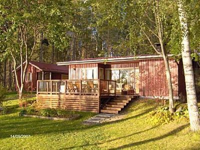 Photo for Vacation home Apollo  in Mäntyharju, Etelä - Savo - 4 persons, 2 bedrooms