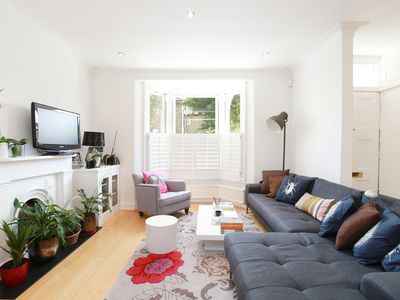 Photo for UP TO 20% OFF Stylish home in a quiet location, perfect for large groups (Veeve)