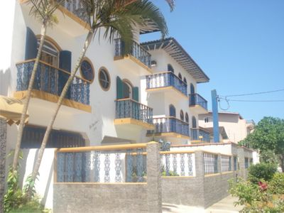 Photo for Cozy apartment 2 bedrooms Praia grande