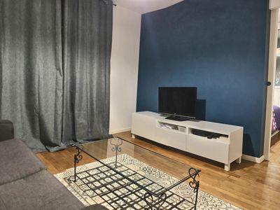 Photo for Beautiful 2 rooms apartment of 34 m2 near Orly and 20 MN from Paris RER C / D