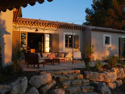 Photo for Country Home- Total Reno. Near Gordes. Pool & Olive Grove
