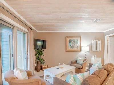Photo for Paradise30A~Inlet Dunes 201, Steps to the Beach, Community Pool!