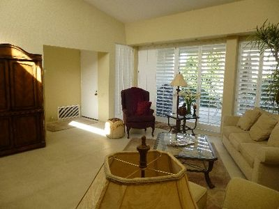 Photo for Quaint, Quiet, Comfortable...a 'Home' for you in Palm Springs