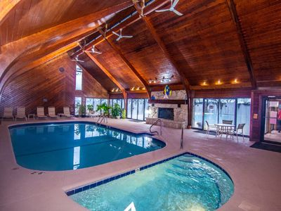 Photo for FREE NITE@Family Friendly Condo Knolls  Lake/Front Indoor/Outdoor POOL  WY FIFI