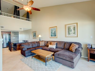 Photo for Crystal Sands Beachfront 3BR/2BA 303B