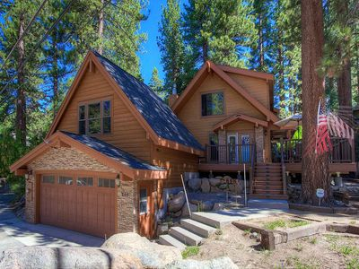 Photo for Luxury Remodeled Cabin nr Golf & Beaches (IVH1098)