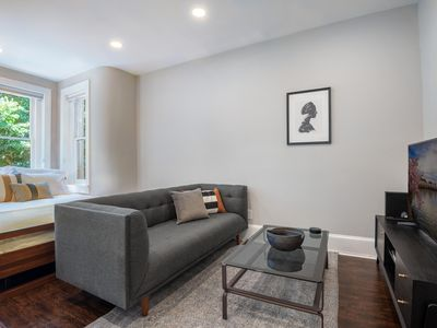 Photo for Ideal Capitol Hill Studio w/ W/D near Eastern Market by Blueground