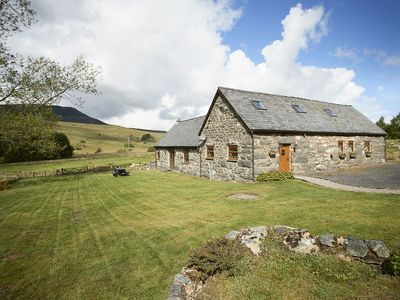 Photo for Set in 9.5 acres of Snowdonia National Park make this a glorious getaway.