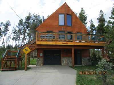 Photo for Awesome Vacation Getaway in Columbine Lake!