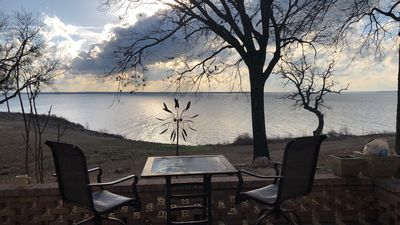 Photo for Lakefront Retreat with Full Lake View and Access