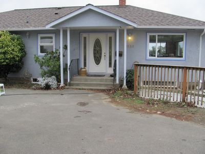 Photo for Ocean View 3-bedroom house near UVIC available this summer - pet friendly