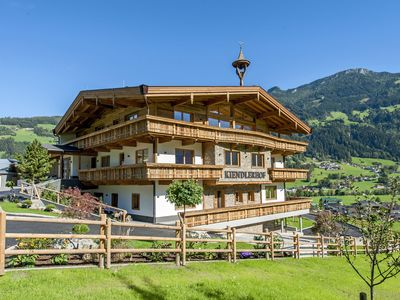 Photo for Modern Farm House in Schwendau Balcony