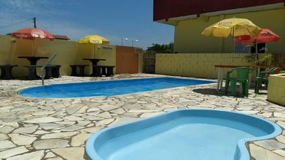 Photo for ISLAND COMPRIDA - APARTMENTS WITH SWIMMING POOLS NEAR THE APTO4 BEACH