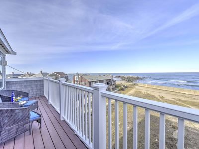 Photo for Beach House in Brant Rock w/Ocean Views!