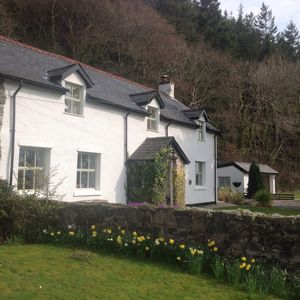 Photo for Character Cottage Overlooking The Conwy Valley and mountains of Snowdonia