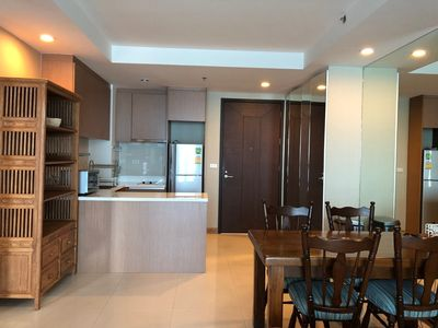Photo for 🏢 Spacious 1 BR at The Rajdamri Condo  by FlatMonthly