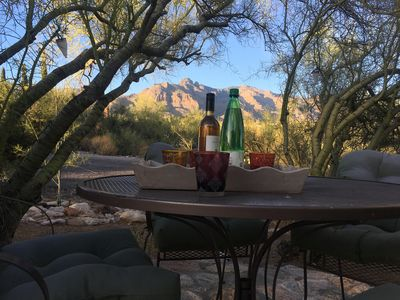Photo for Relaxing, Private, Views at the Guest Wing Catalina Foothills near La Encantada