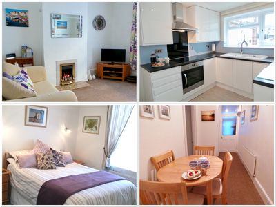 Photo for SUNNYDECK, Close to beach, town & estuary. Free WiFi. Parking off road. Sleeps 2