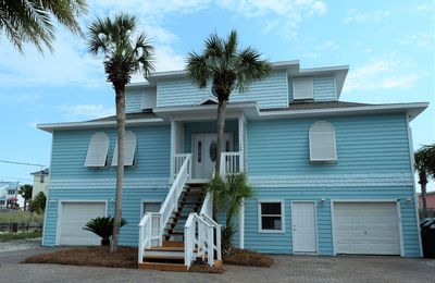Photo for Feeling Beachy in this Spectacular Gulf View Home! Pet Friendly.