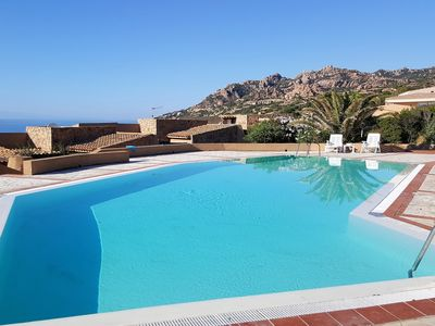Photo for Close to the sea, climate, large pool