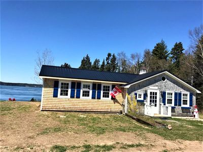 Photo for Seaside Cottage With Outstanding Views:  Lovely new Master bedroom and Porch