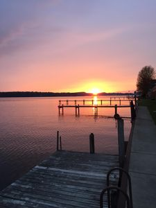 Welcoming Pentwater Lake Home