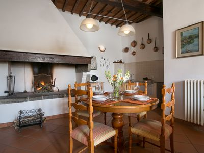 Photo for Apartment in the Heart of Chiianti