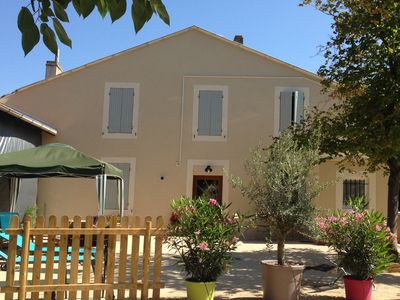 Photo for Pretty newly renovated house near the luberon