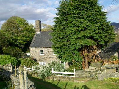 Photo for Pet Friendly Self Catering Holiday Farmhouse Near Harlech, Snowdonia, Wales – Sl