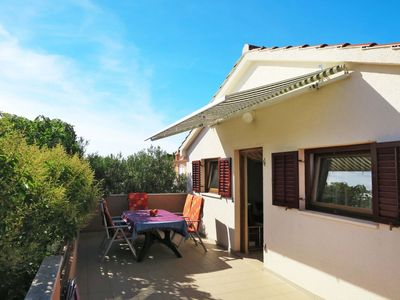 Photo for Lovely apartment for 5 guests with A/C, WIFI, TV, balcony and parking