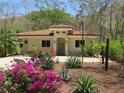 Photo for Playa Conchal, lovely 3 bed home with private pool.  Book now for Xmas.