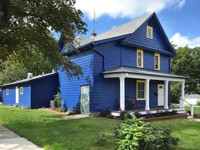 Photo for Big Blue House Ann Arbor - 500 feet from The Big House