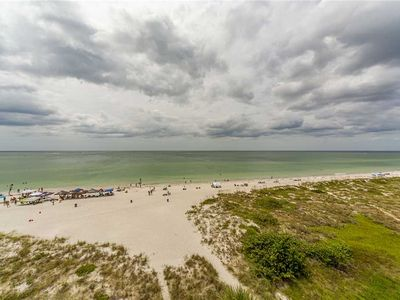 Photo for Top Floor Direct Beach Front Luxury - Renovated - Beach & Gulf Views in Madeira Beach - Free Wifi