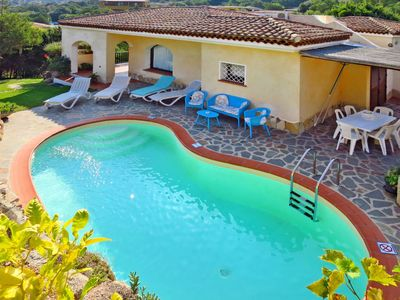 Photo for Vacation home Villa Maria Teresa (PCE190) in Porto Cervo - 8 persons, 3 bedrooms