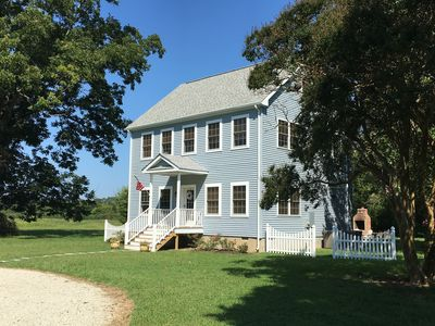 Photo for New Home On Rural Eastern Shore Farm