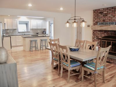 This newly renovated house is close to Wineries, Ale House Restaurants and Beach