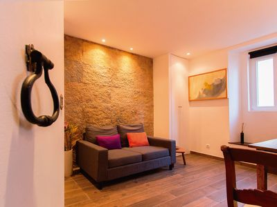 Photo for Cosy apartment for 2 people in the heart of Lisbon with WiFi and TV