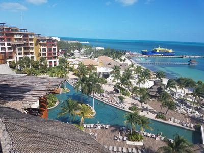 Photo for 2BR Resort Vacation Rental in Cancún, MEX