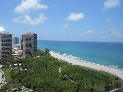Photo for Singer Island Beach Resort  Hi Floor Stunning View