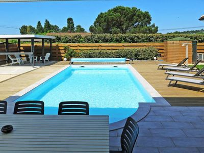 Photo for Vacation home Le Bosquet (MES180) in Messanges - 7 persons, 3 bedrooms
