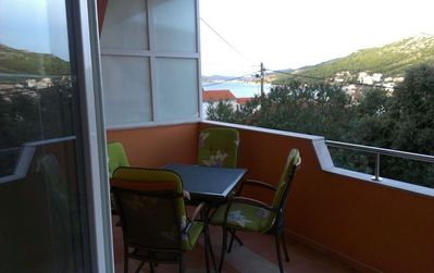 Photo for Apartment Slava  A1(4+1)  - Seget Vranjica, Riviera Trogir, Croatia