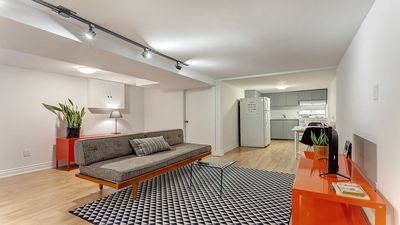 Photo for New: Beautiful Basement Apartment