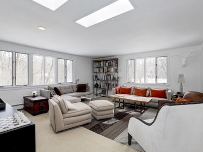 Photo for Sunlit, Peaceful 1 Bedroom Apartment in Princeton