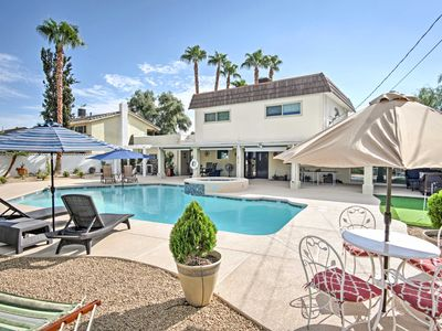 Photo for Stunning 3BR Las Vegas Home w/Private Pool & Grill