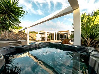 Photo for NVF - CASA CHANI - Villa with pool and jacuzzi