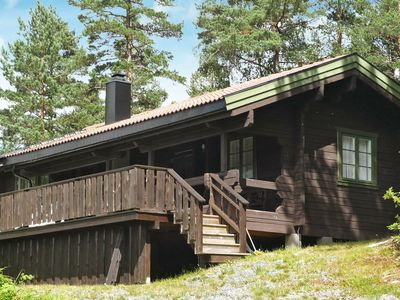 Photo for 6 person holiday home in Vatnestrøm