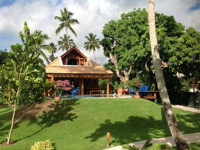 Photo for Tropical Bungalow perfect for family holidays